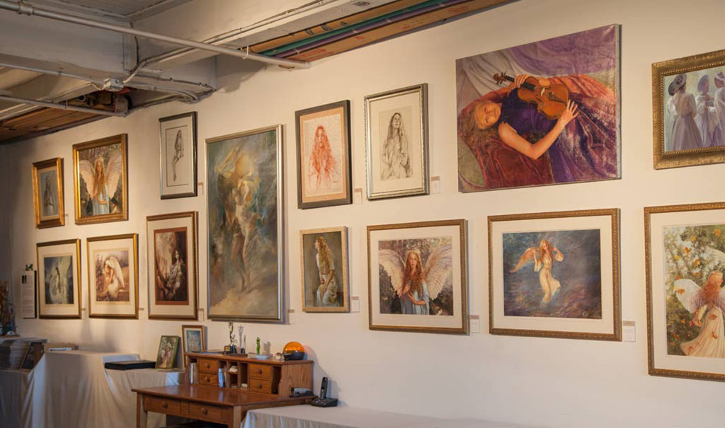 photo of edward tadiello studio